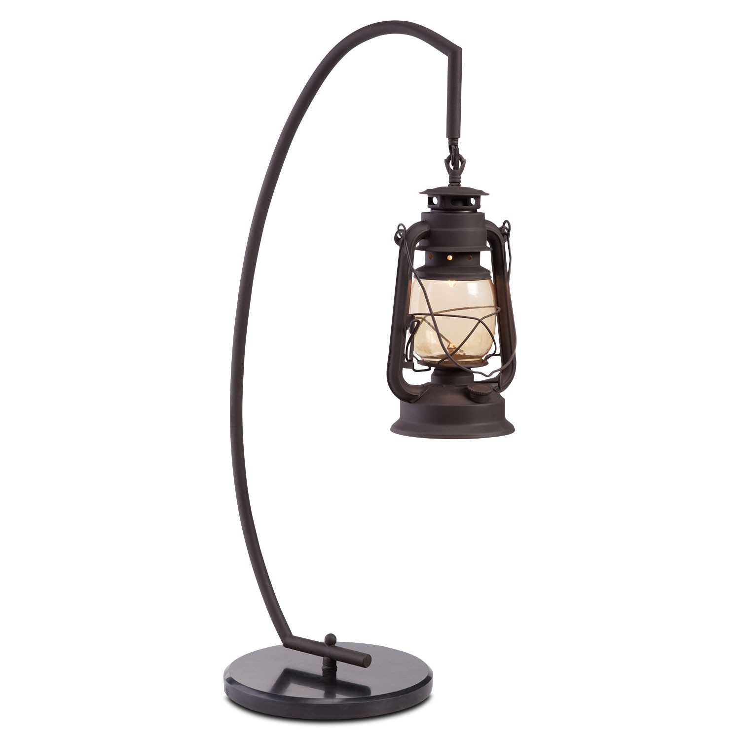 Home Accessories   Lantern Table Lamp