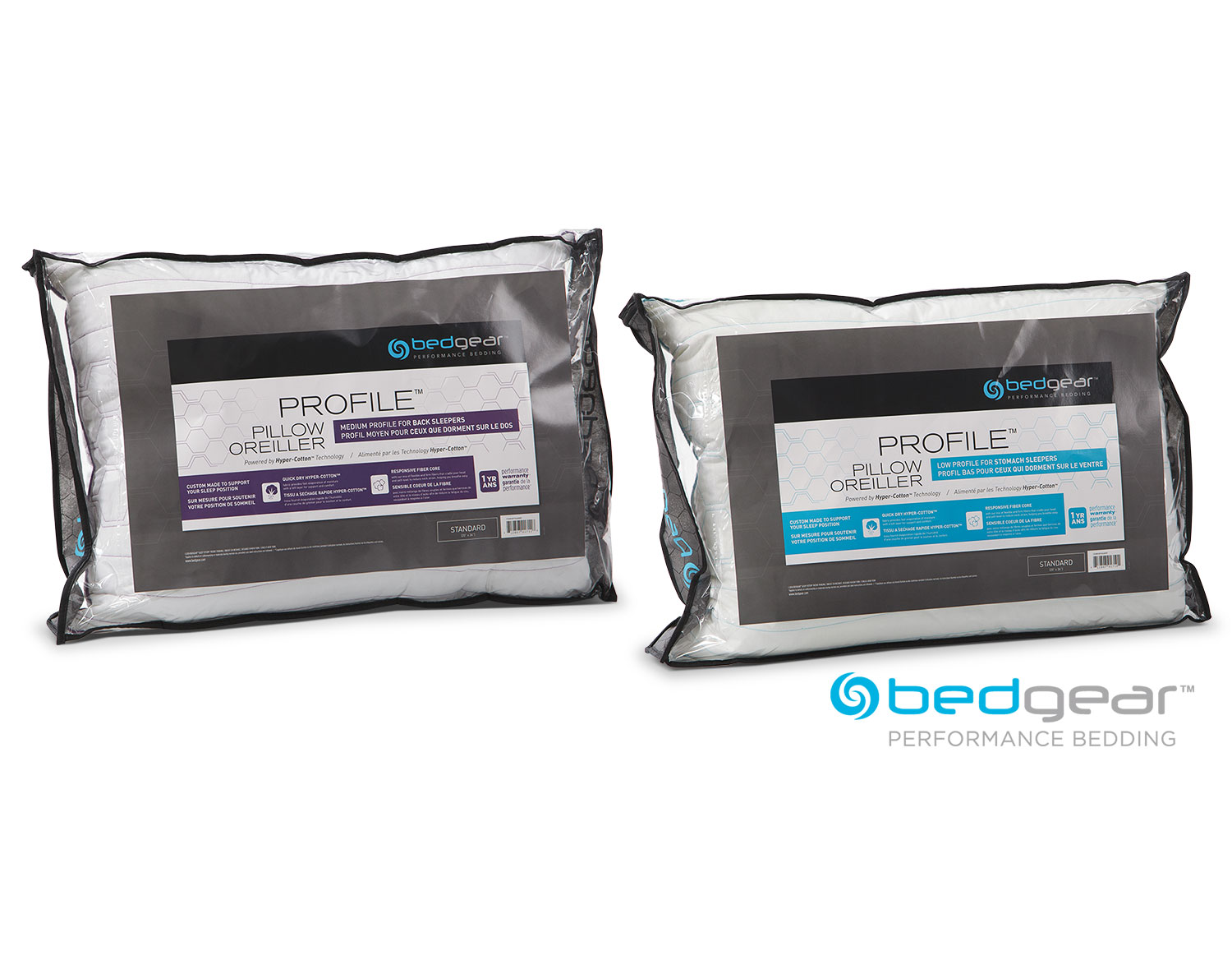 The Profile Pillow Collection