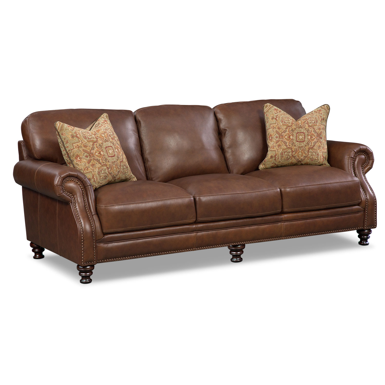 Carrington Tobacco Sofa
