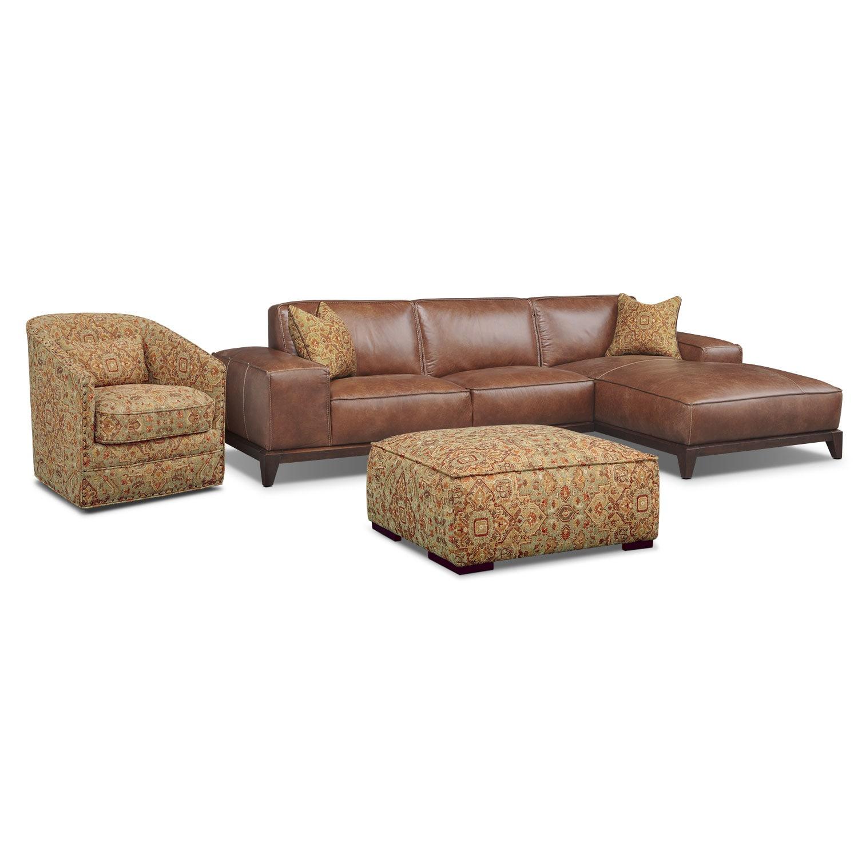 [Harrison 4 Pc. Living Room]