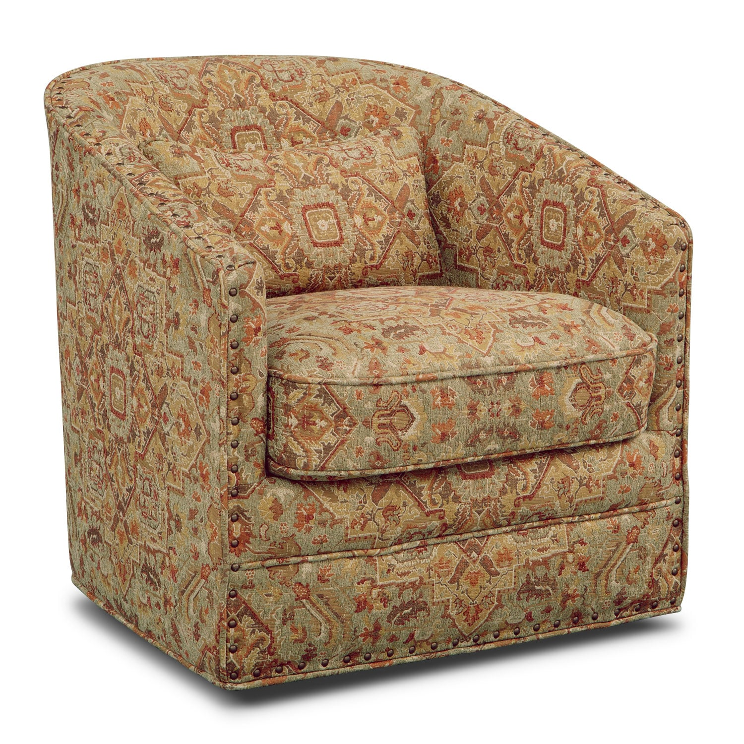 Harrison Swivel Chair