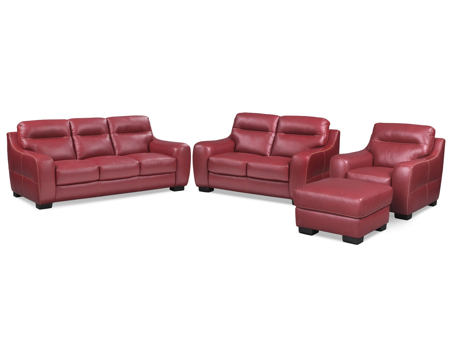 The Rocco Collection - Red