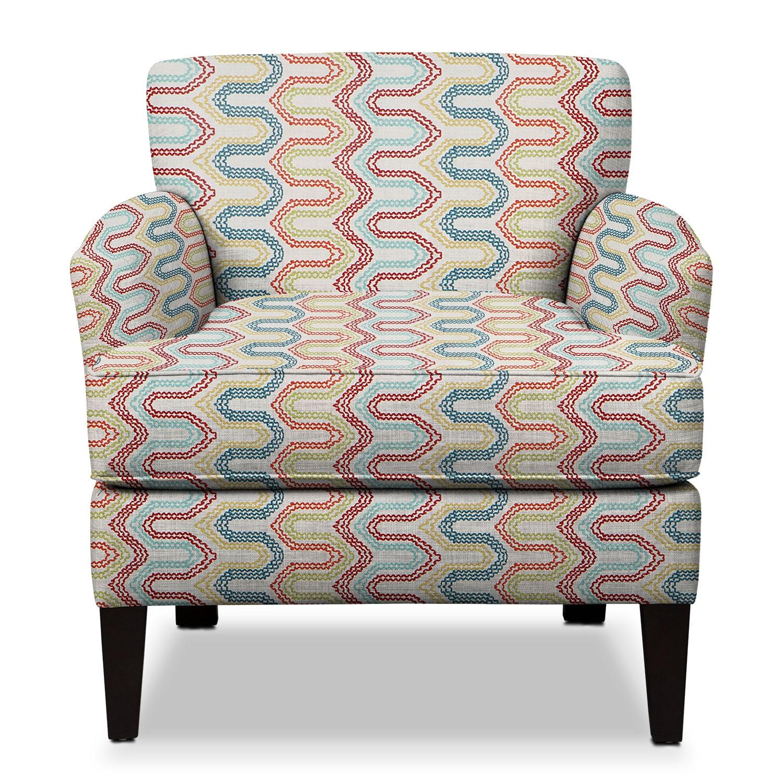 Marcus Accent Chair Multi