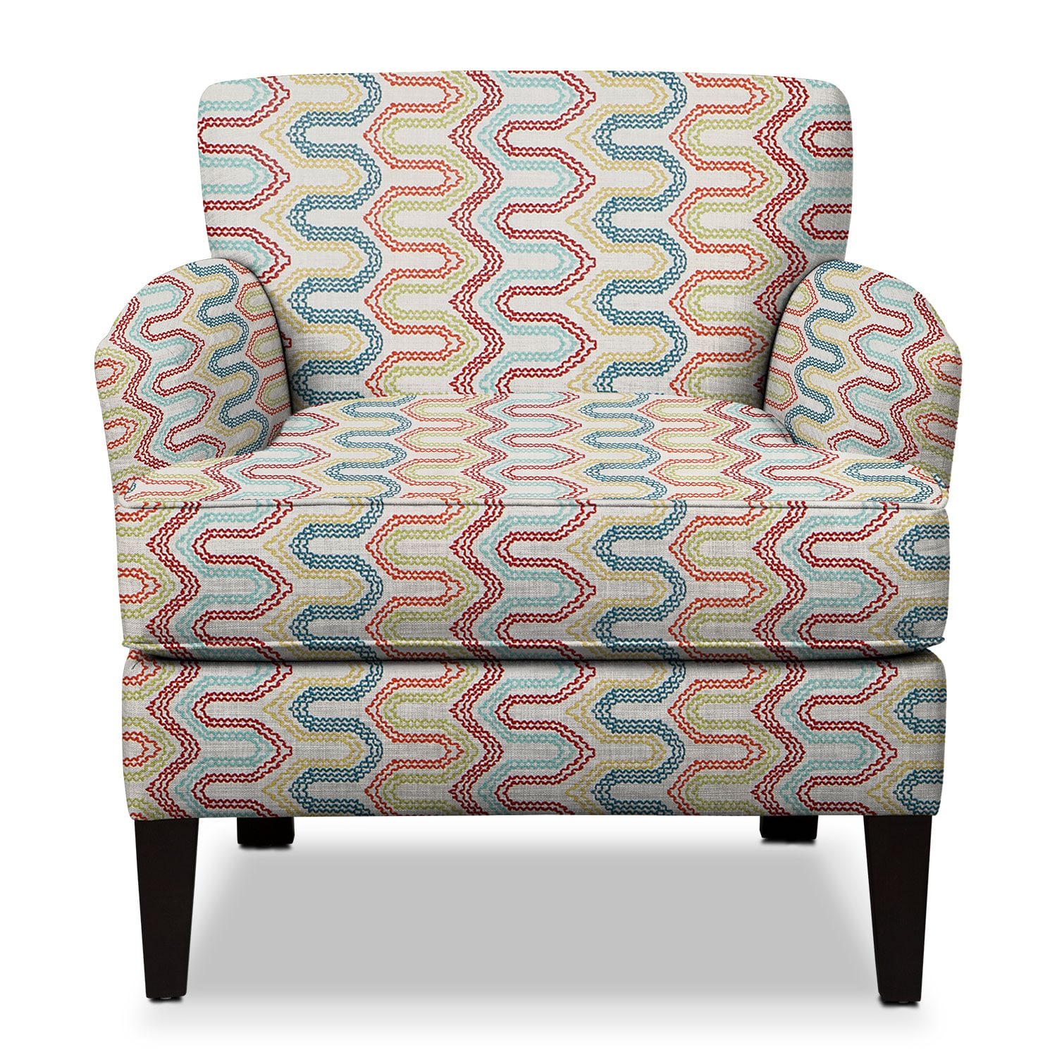 Marcus Accent Chair - Multi