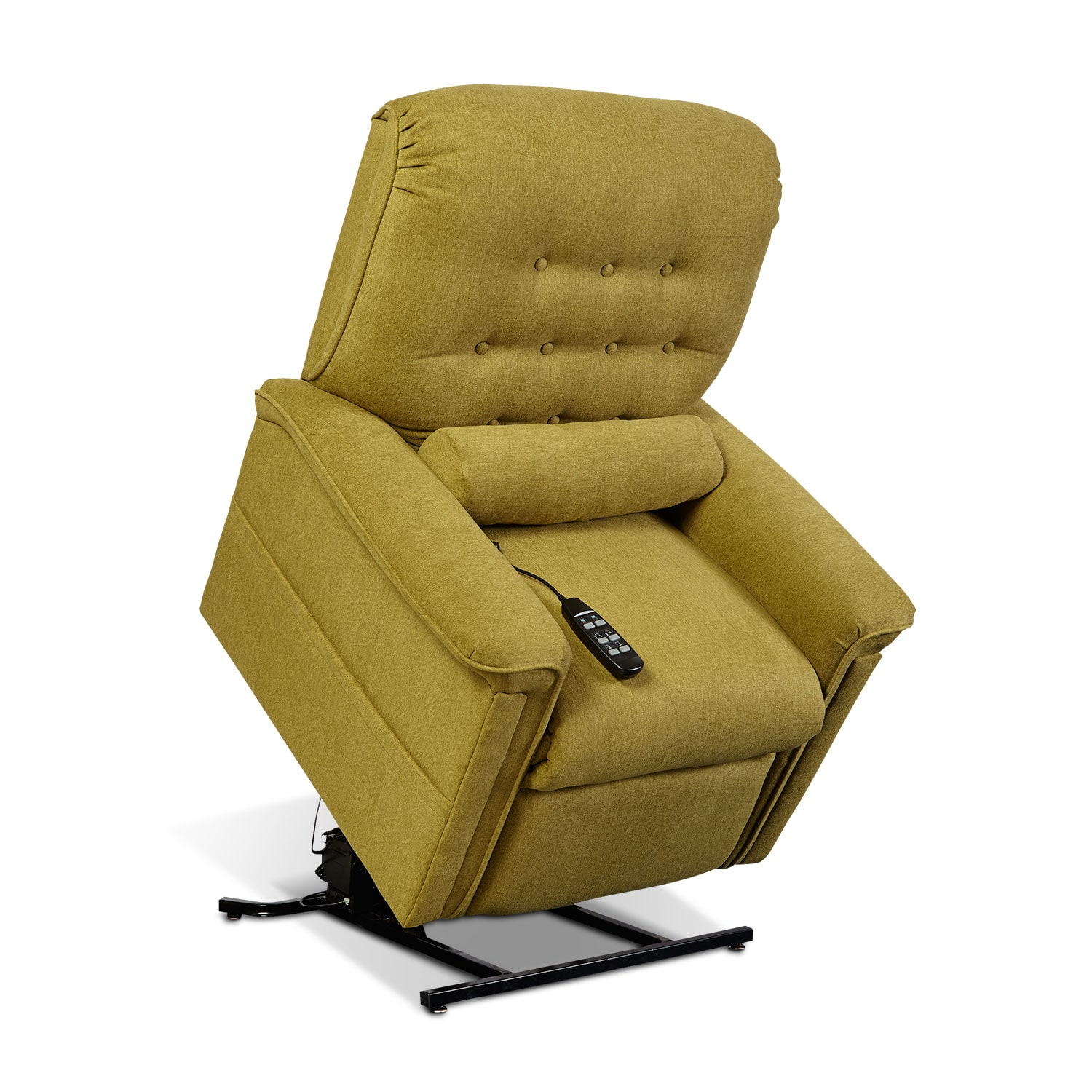 Living Room Furniture - Marcy Lift Chair - Kiwi