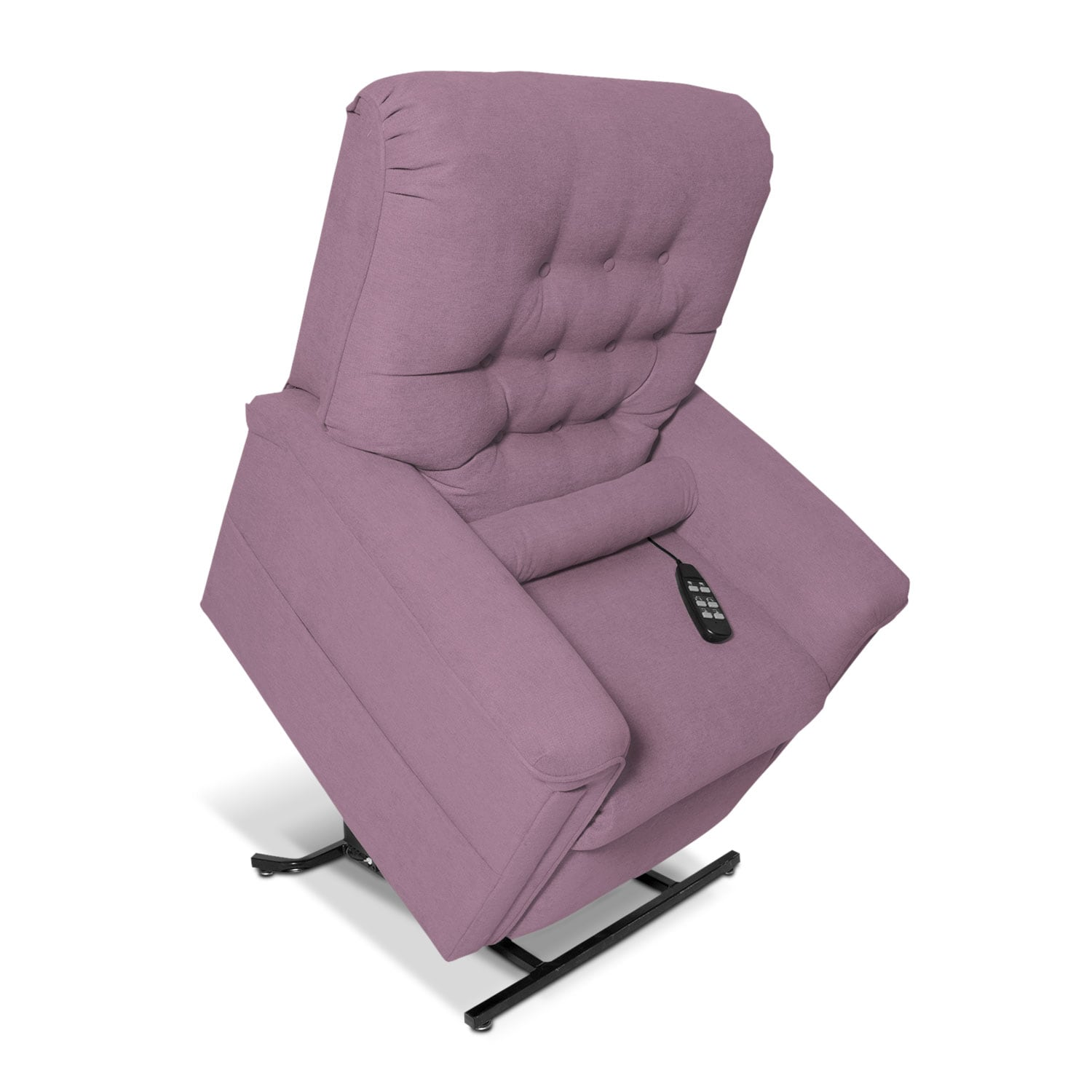 Living Room Furniture - Marcy Lift Chair - Lavender
