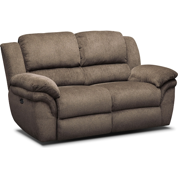 The Aldo Power Reclining Living Room Collection Value