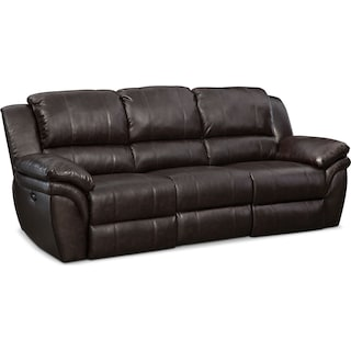 Aldo Dual-Power Reclining Sofa