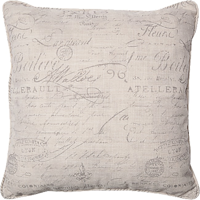 Accent and Occasional Furniture - Siena 2 Pc. Accent Pillows
