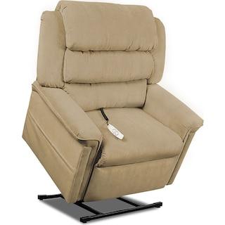 Sally Lift Chair - Camel