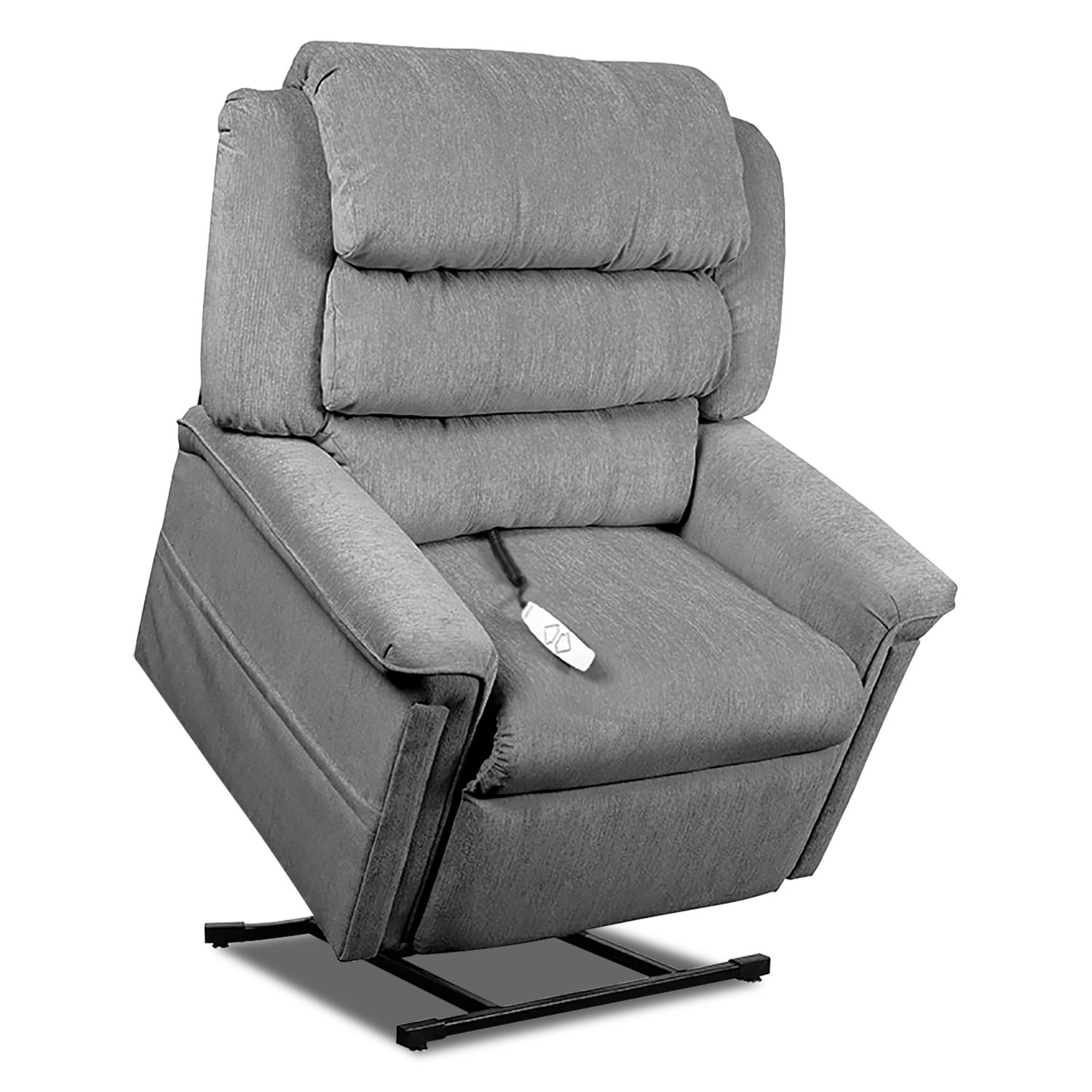 Living Room Furniture - Sally Lift Chair - Slate