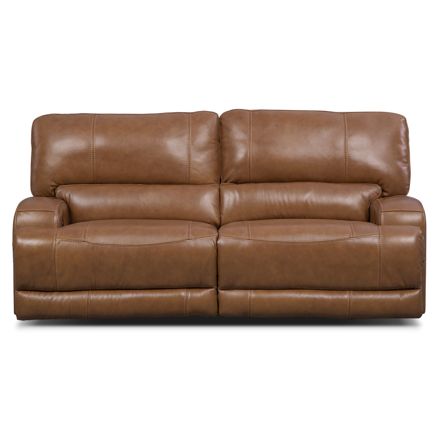 Furniture Village Sofas barton power reclining sofa - camel | value city furniture