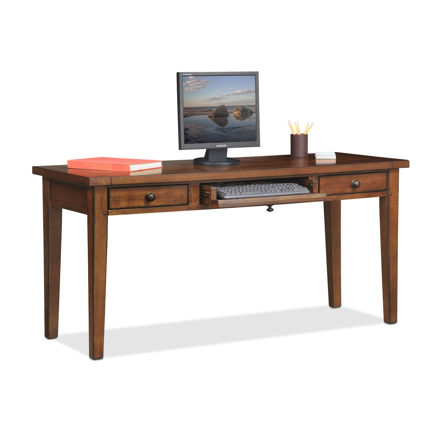 Morgan Desk - Brown