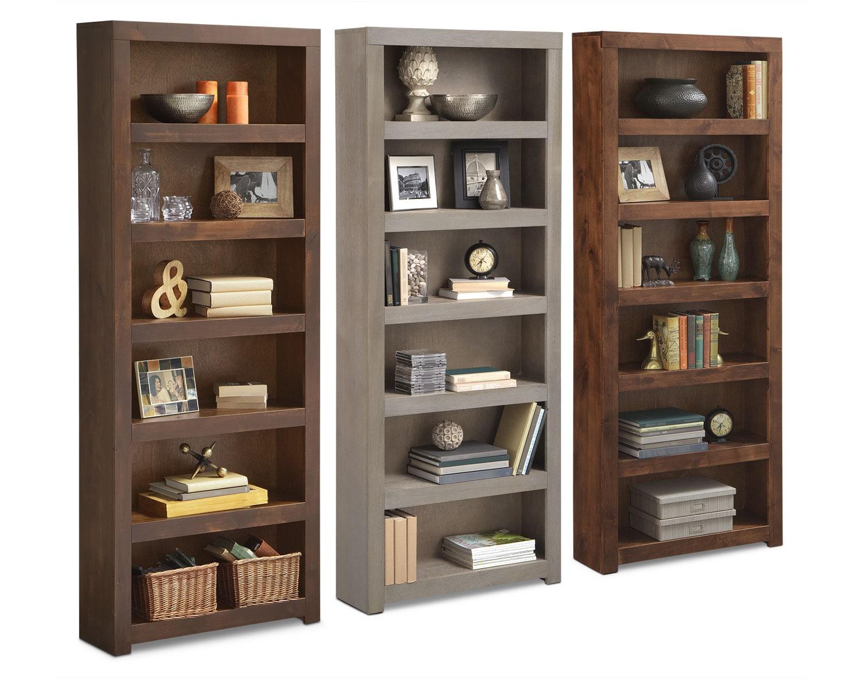 Perfect The Bricklin Bookcase Collection