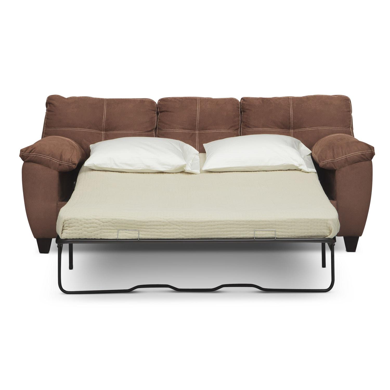 Memory Foam Sleeper Sofa
