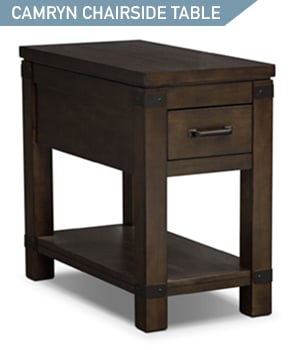 Shop the Camryn Chairside table