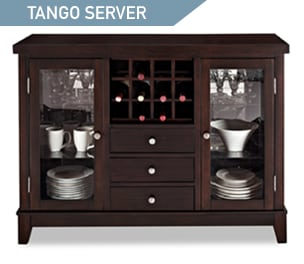Shop the Tango Server Buffet Table