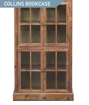 Shop the Collins Bookcase