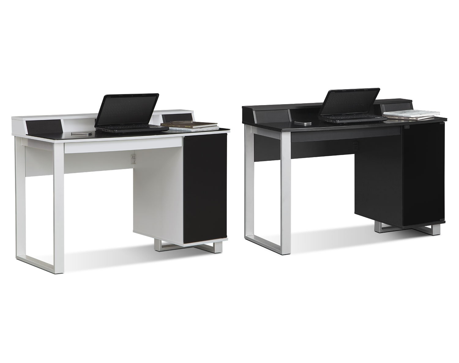 The Pacer Desk Collection