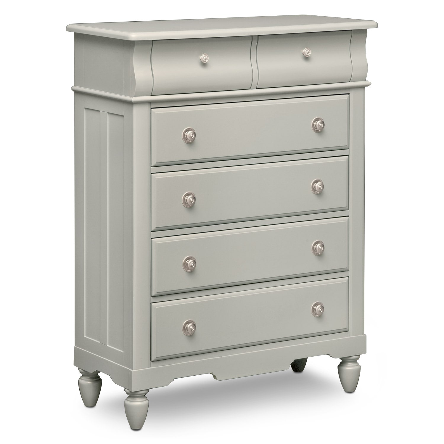 [Seaside Gray Chest]