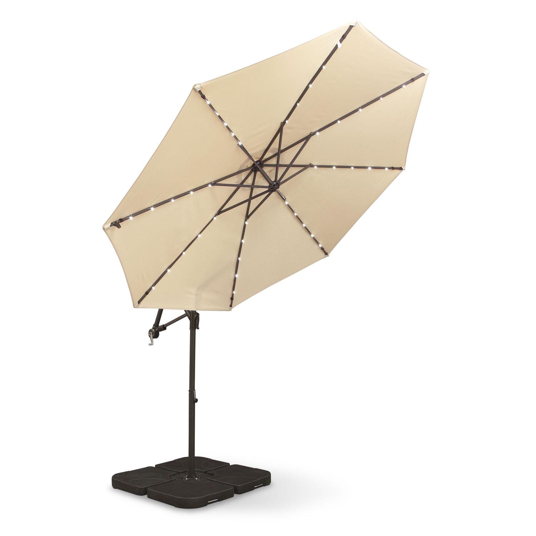 Outdoor Furniture - Sundowner Umbrella - Tan