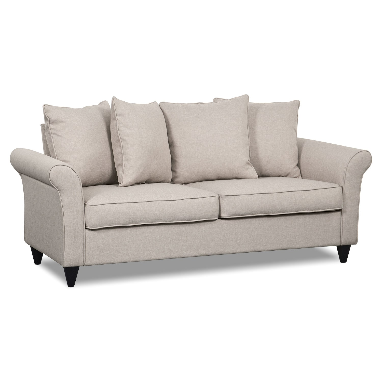 Living Room Furniture - Denton Sofa