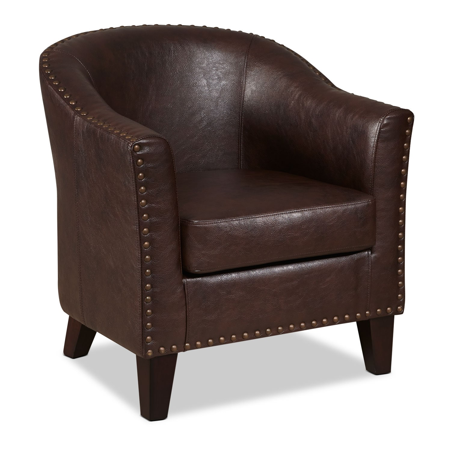Living Room Furniture - Brogan Accent Chair