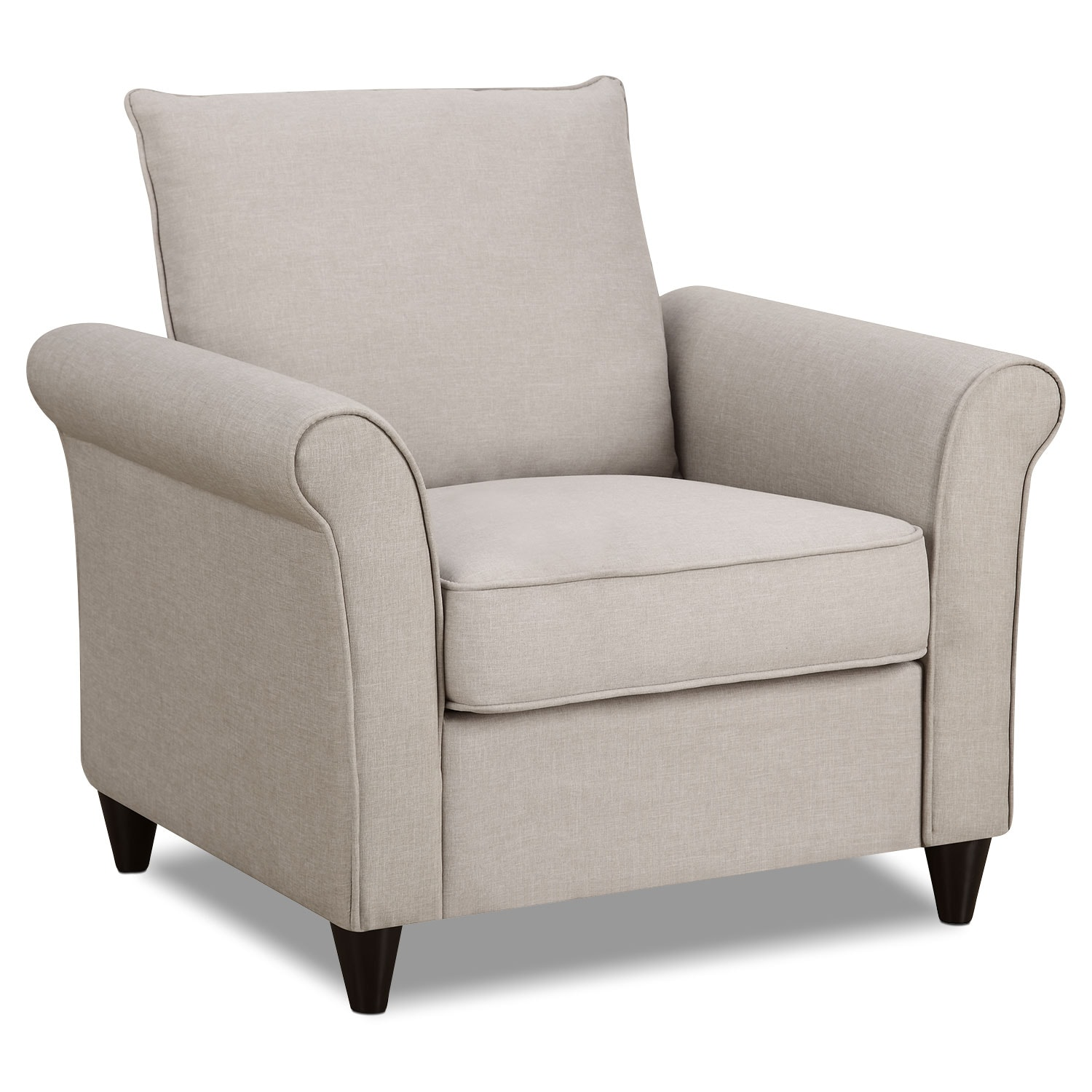 Living Room Furniture - Denton Accent Chair