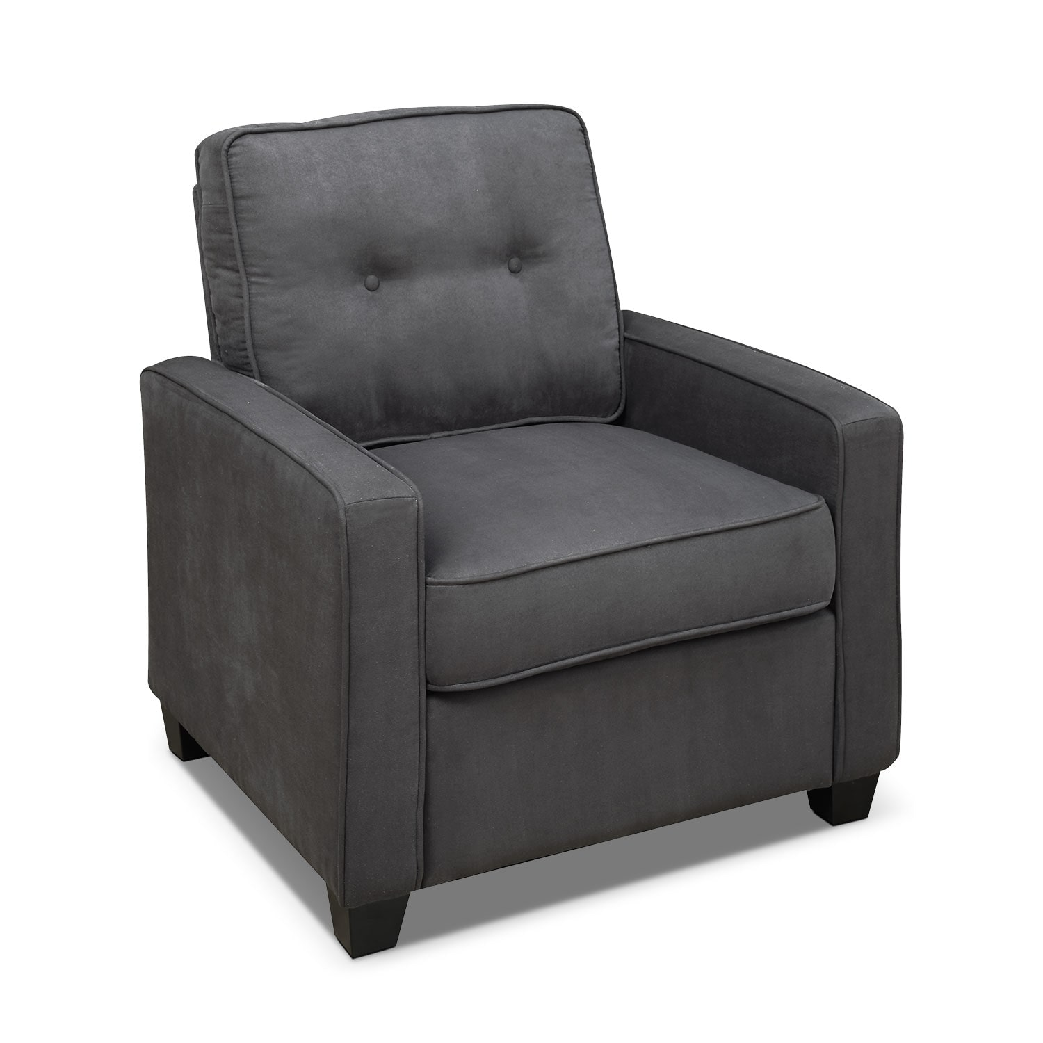 Conway Accent Chair - Gray