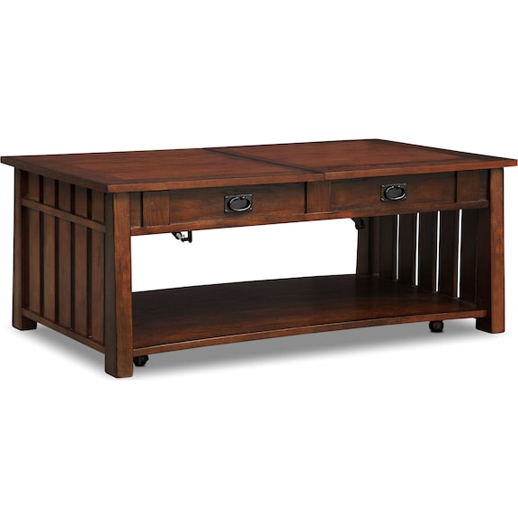 The Tribute Collection Cherry Value City Furniture And