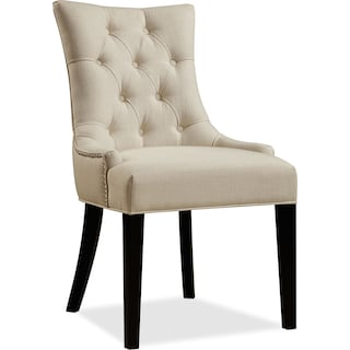 Minka Accent Chair - Off-White