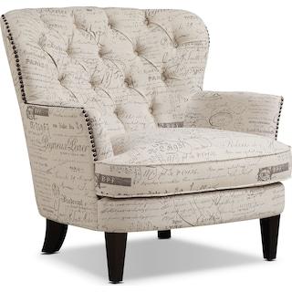 Bayfield Accent Chair - Beige