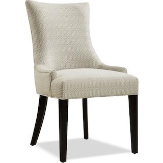 Farren Accent Chair - Gray