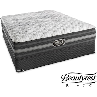 Calista Extra-Firm Full Mattress and Low-Profile Foundation Set