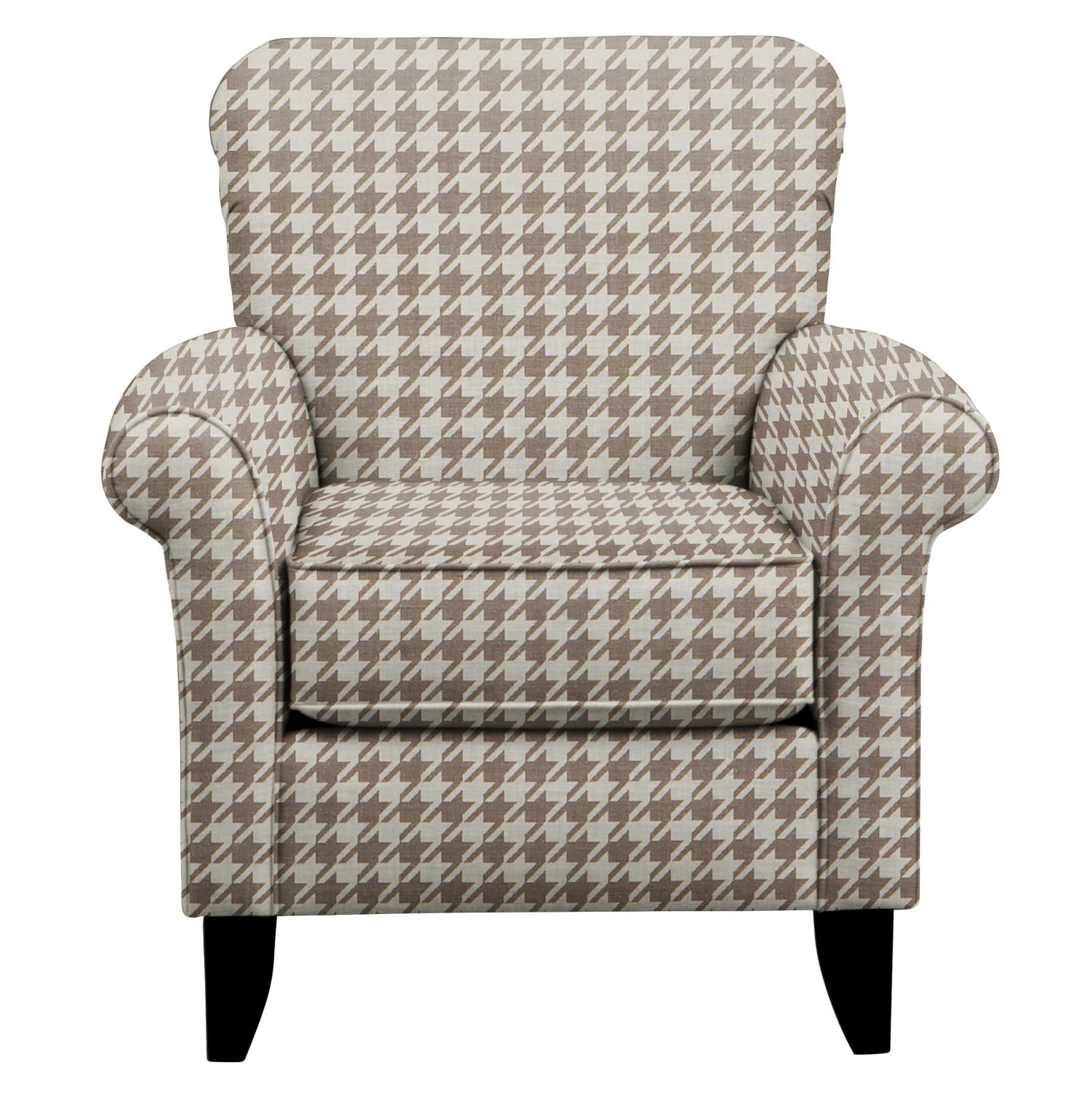 Living Room Furniture - Tracy Chair w/ Watson Putty Fabric