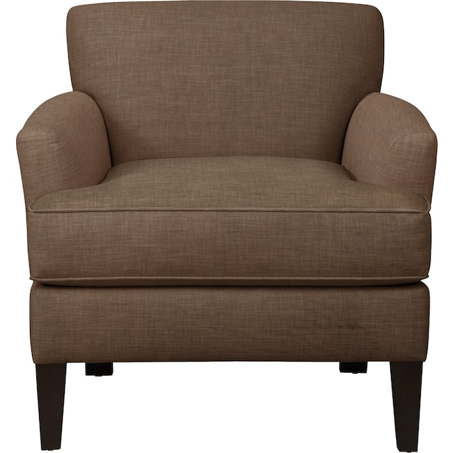 Living Room Furniture - Marcus Accent Chair