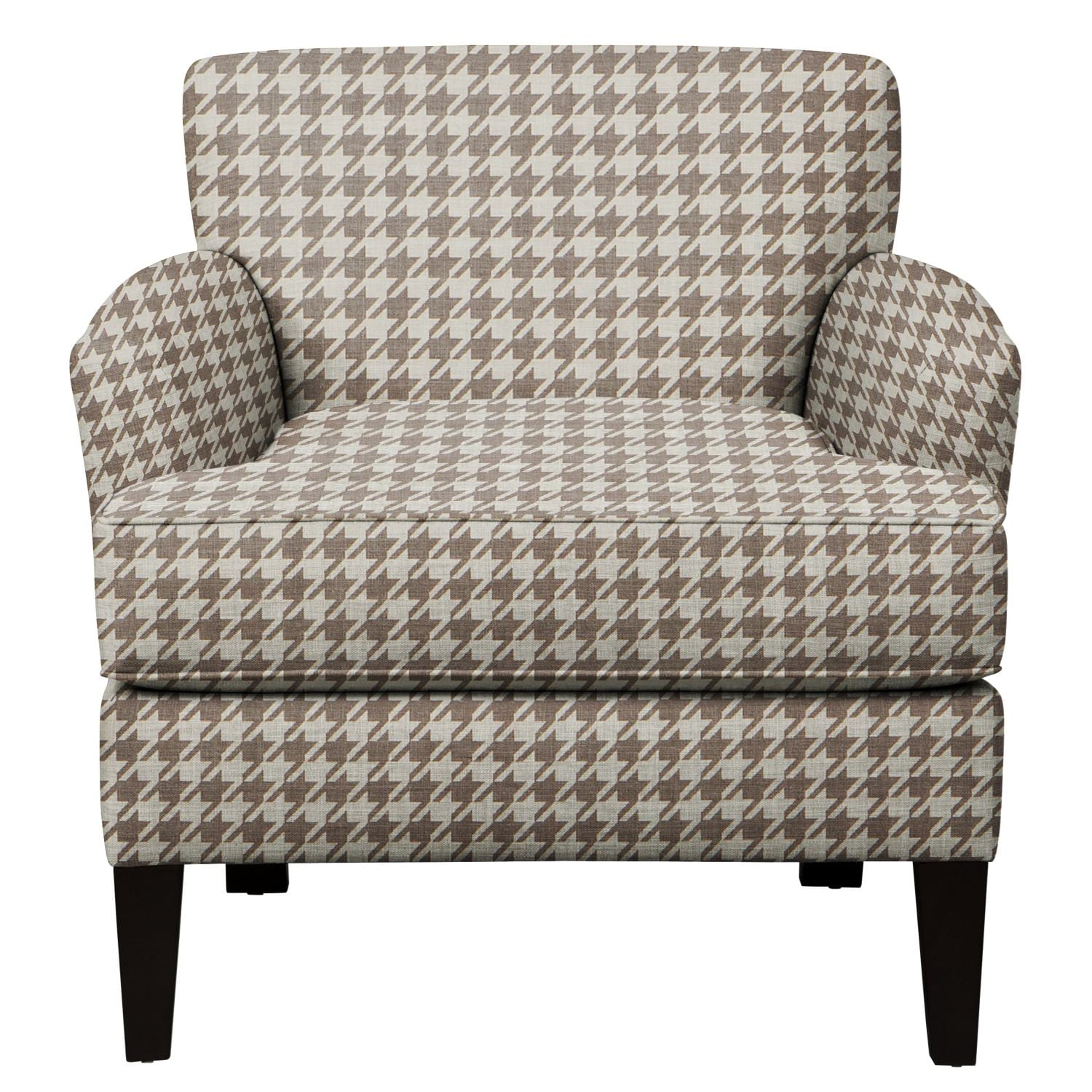 Living Room Furniture - Marcus Chair w/ Watson Putty Fabric