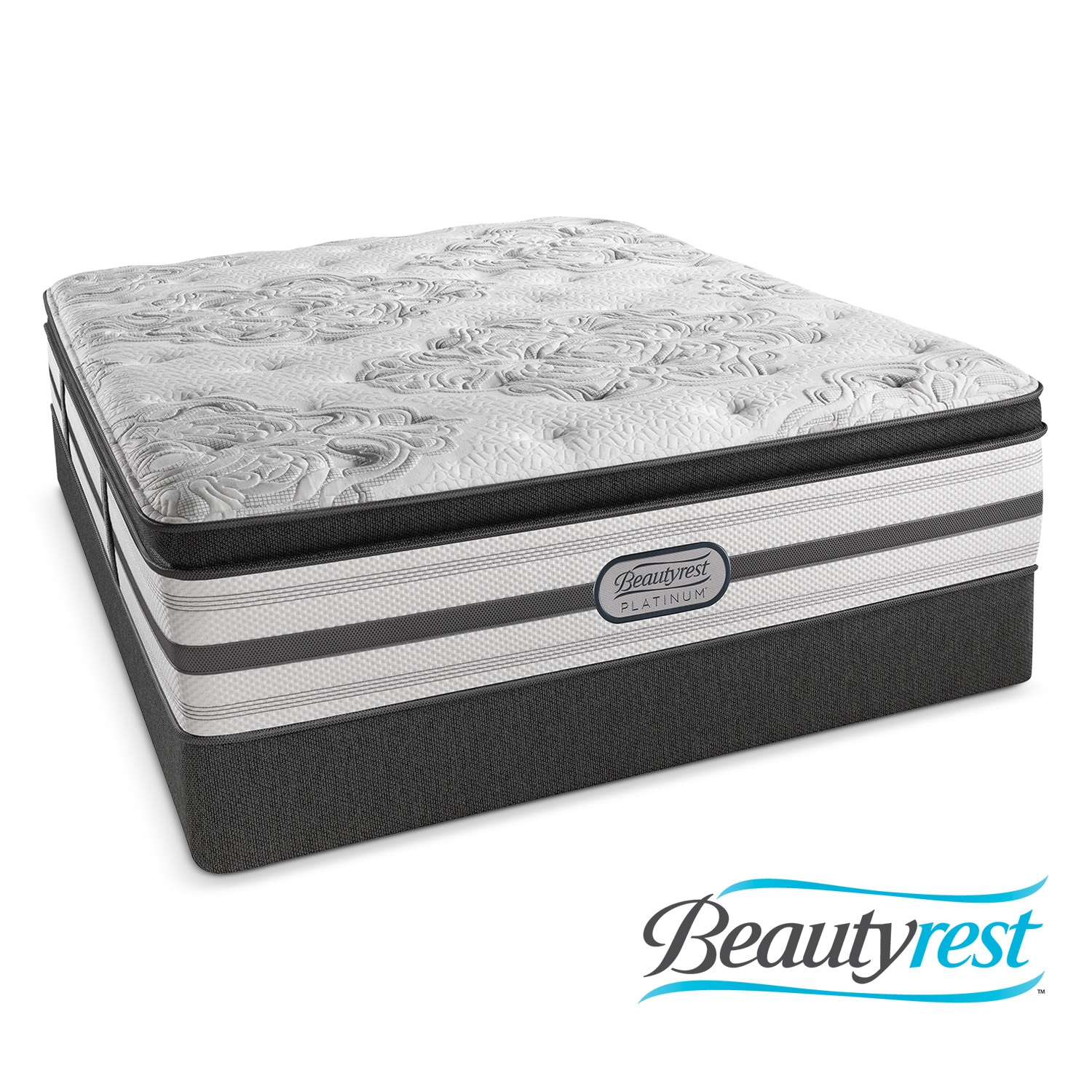 [Genevieve Full Mattress/Foundation Set]