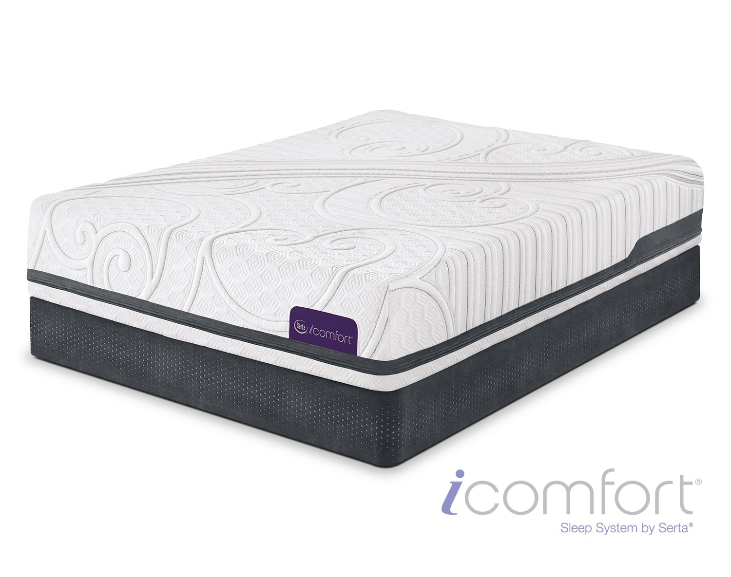 The iComfort Prodigy III Plush Mattress Collection