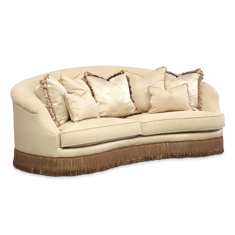 Living Room Furniture - Vivienne Sofa