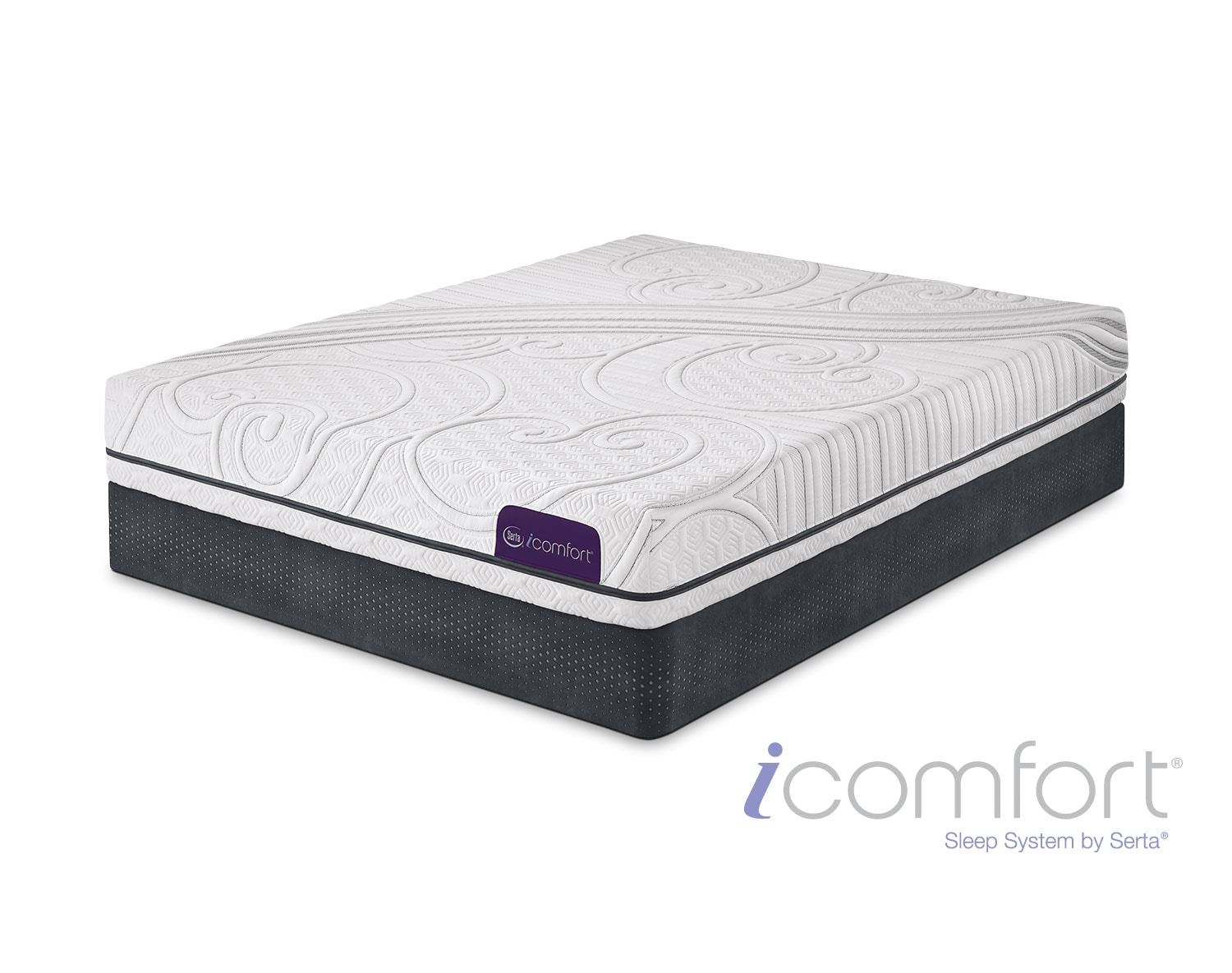 The iComfort Foresight Mattress Collection