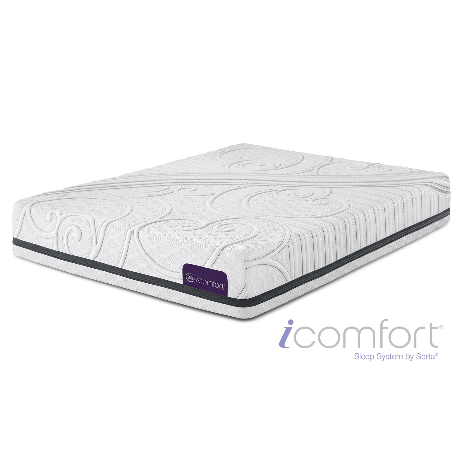 Mattresses and Bedding - Savant III Plush Twin XL Mattress
