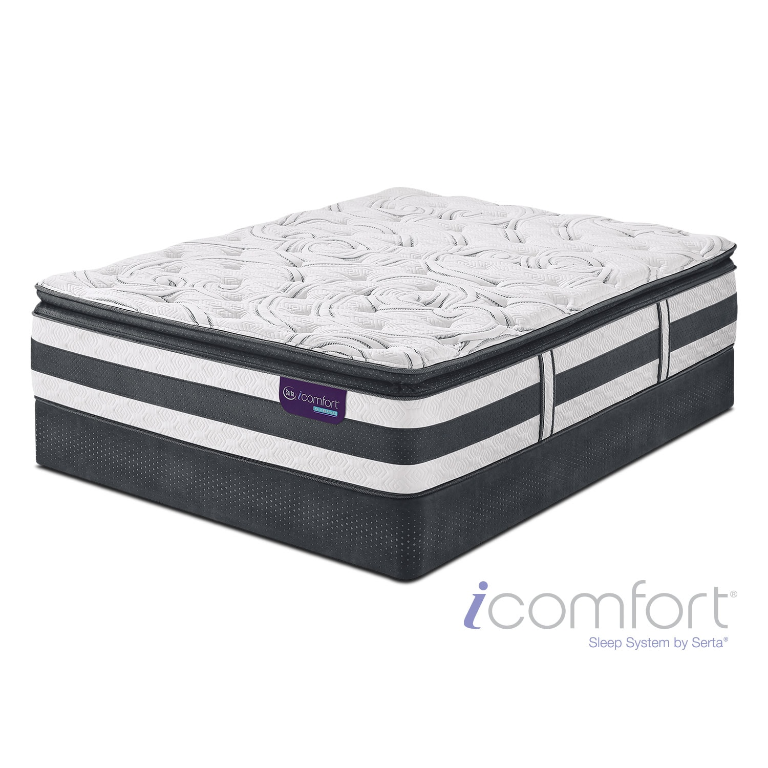 [Observer Full Mattress/Foundation Set]