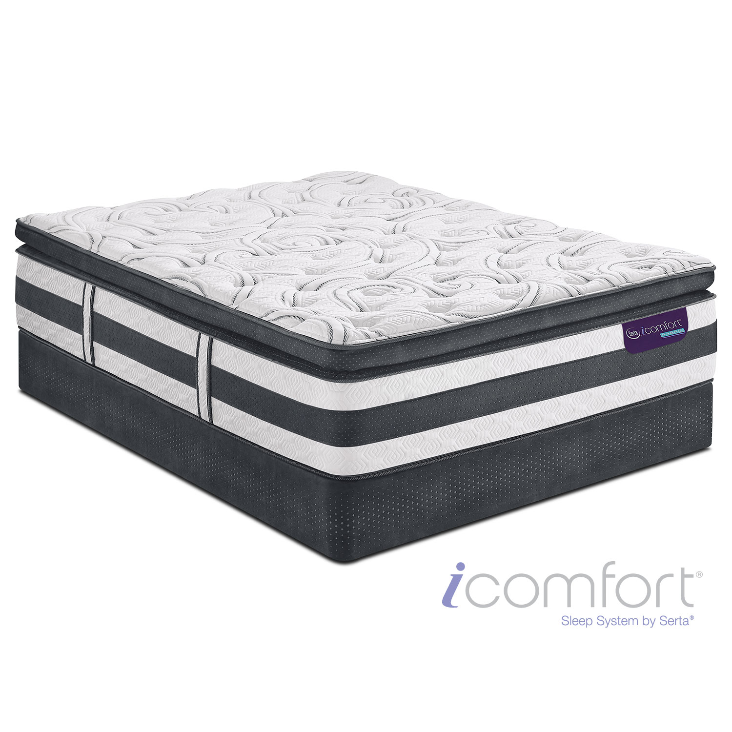 [Advisor Full Mattress/Foundation Set]