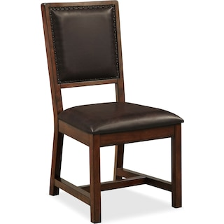 Newcastle Side Chair - Mahogany
