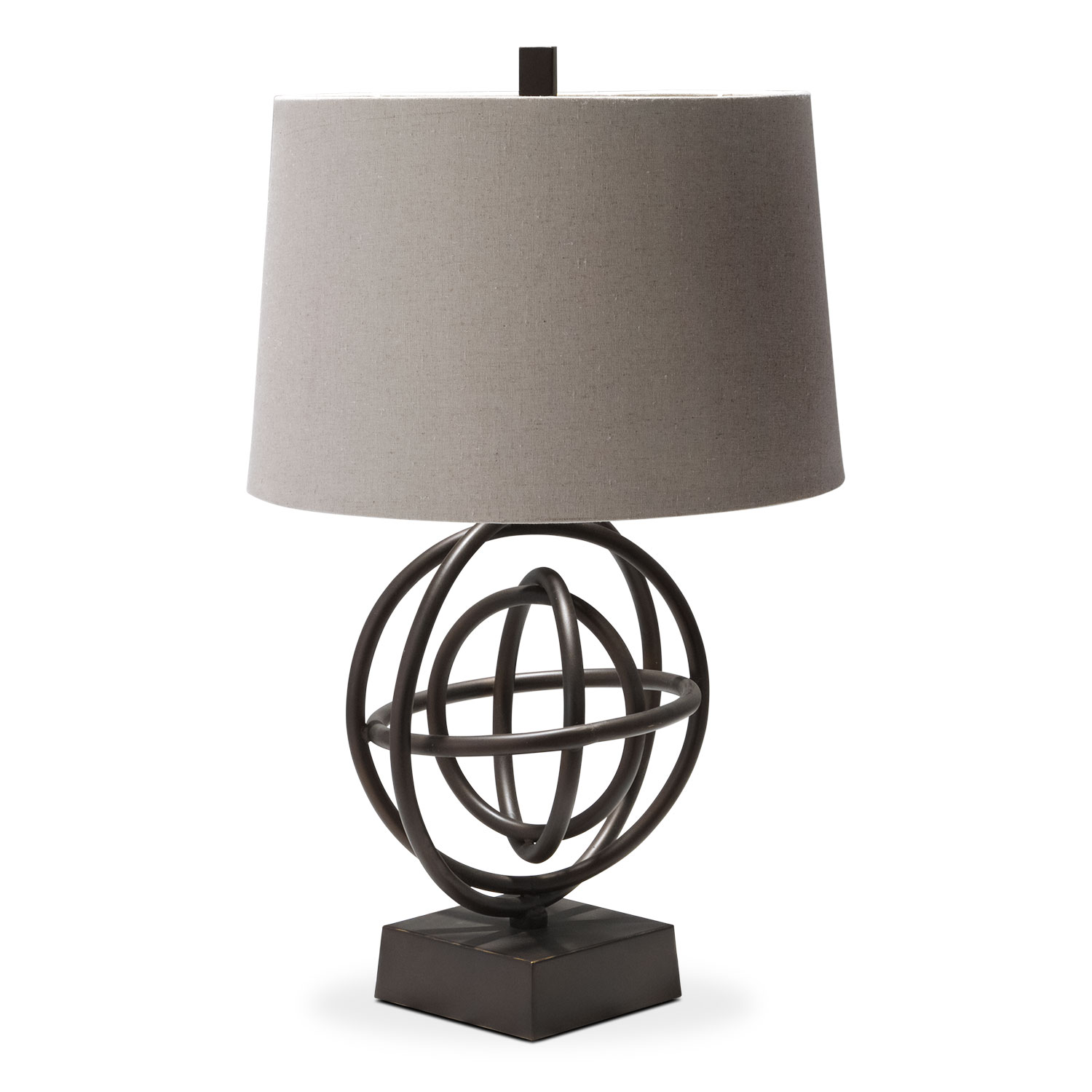Circles Table Lamp