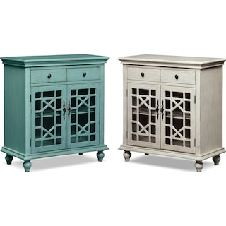 The Grenoble Accent Cabinet Collection