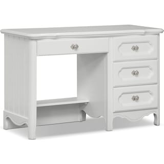 Carly Desk - White