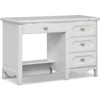 Carly Desk - White