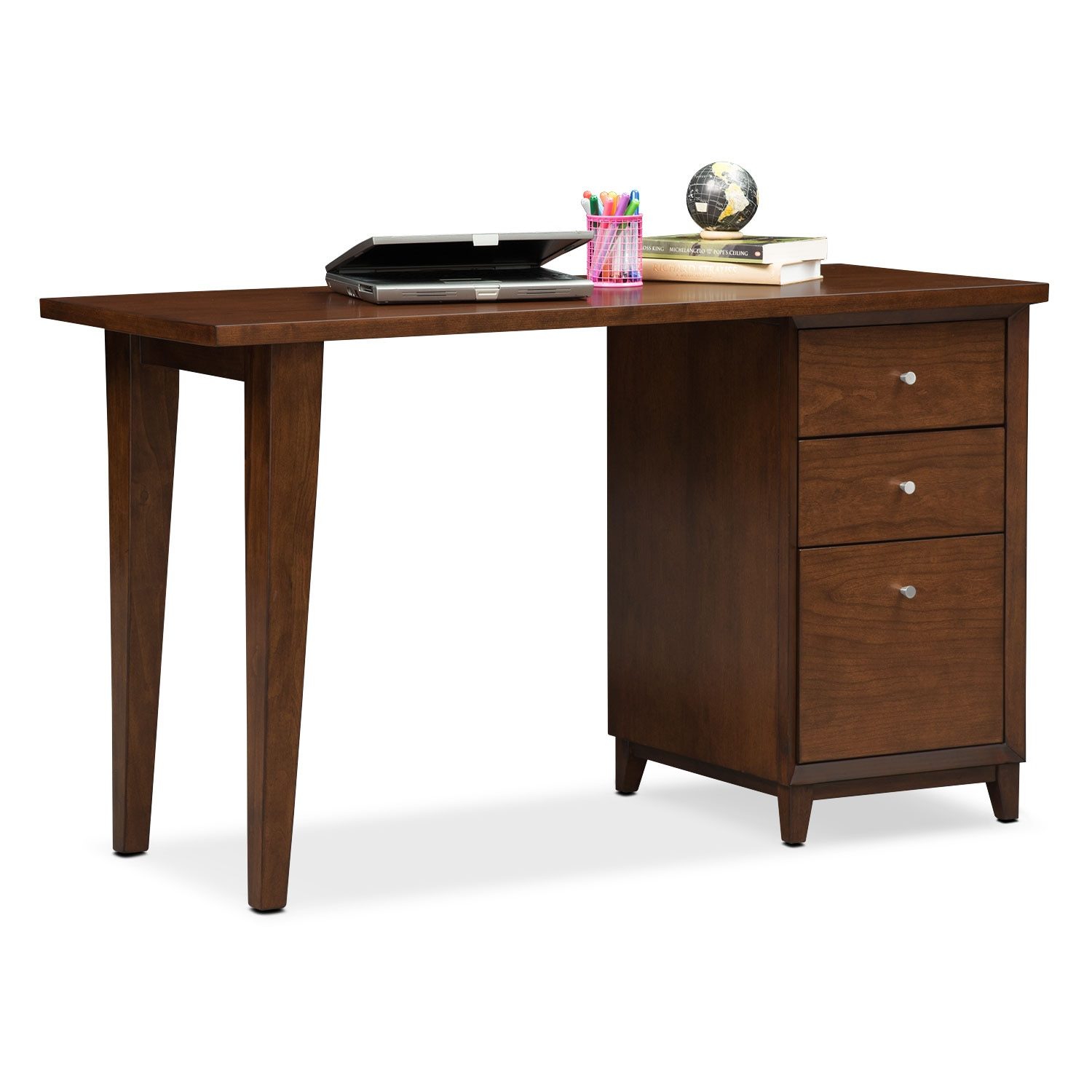[Oslo Cherry Laptop Desk]